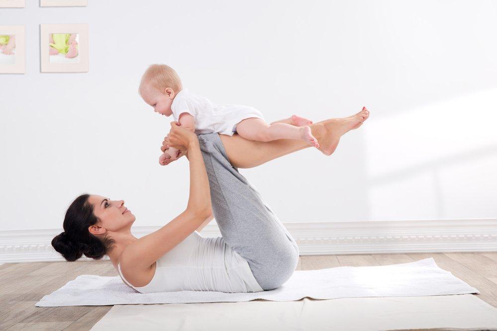 Правила восстановления после беременности и родов путем кесарева сечения