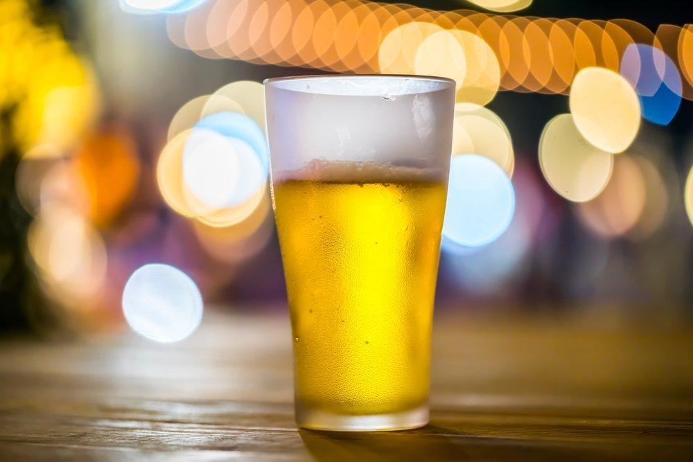 Миф №1. Светлое пиво менее калорийно, чем темное