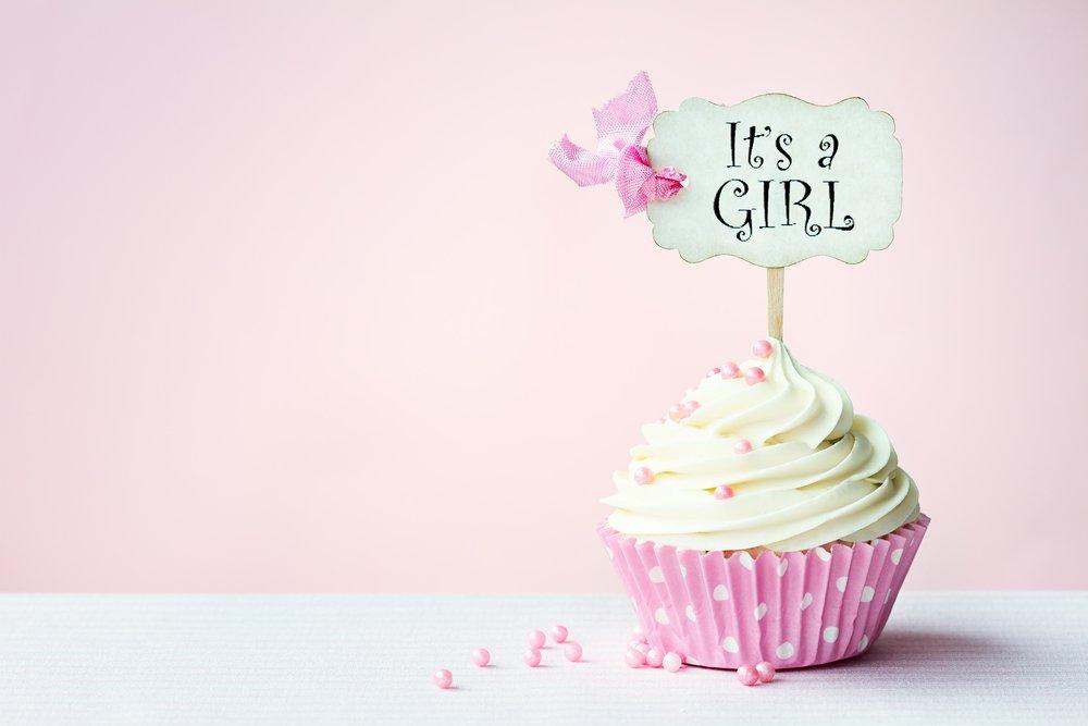 Как растут девочки: из конфет и пирожных, из сластей всевозможных…