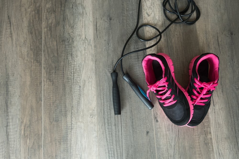 Как выбрать скакалку для занятий с целью эффективного похудения