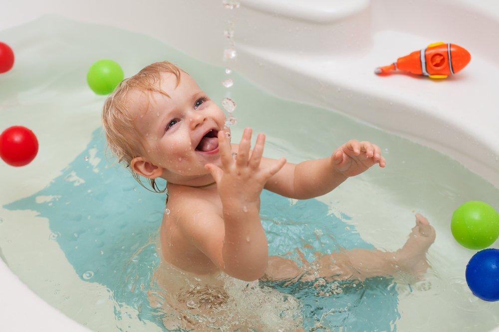 4 правило: оптимальная температура воды
