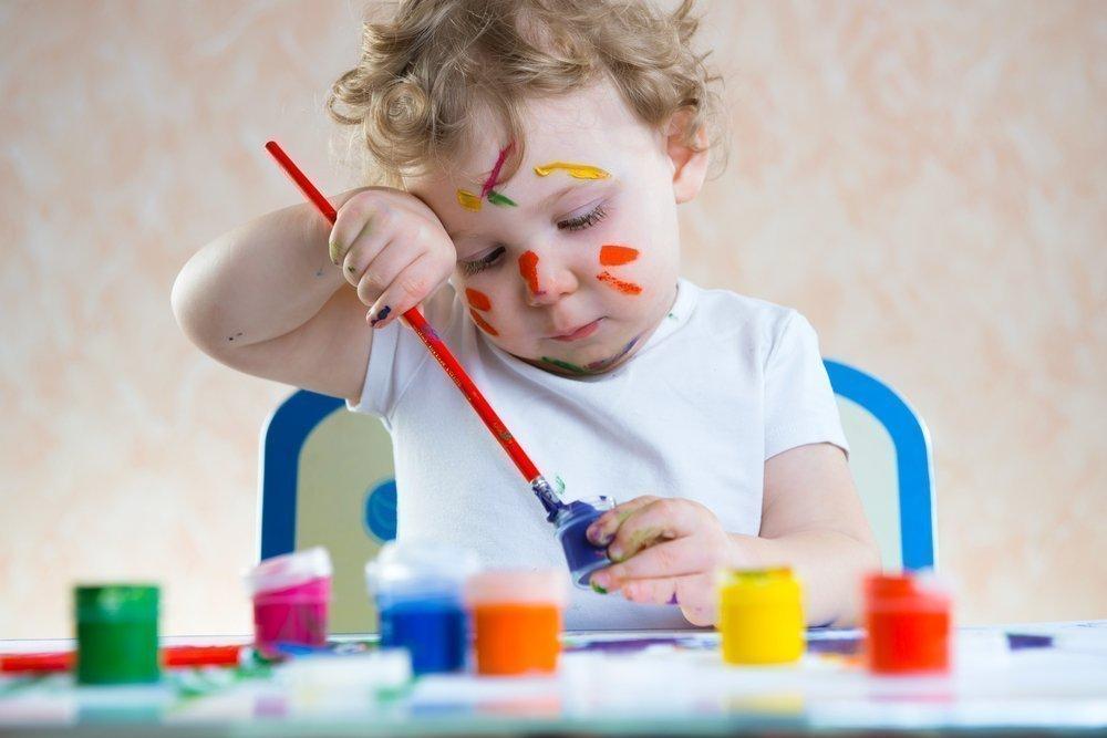 Развитие сенсорных навыков в раннем возрасте