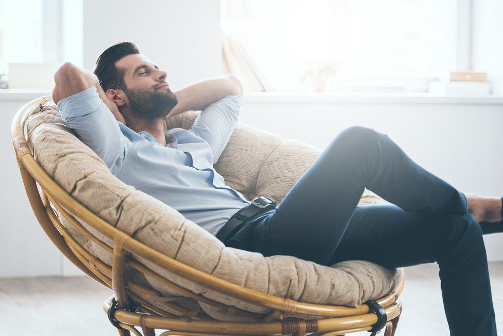 Привычка отдыхать, когда устал