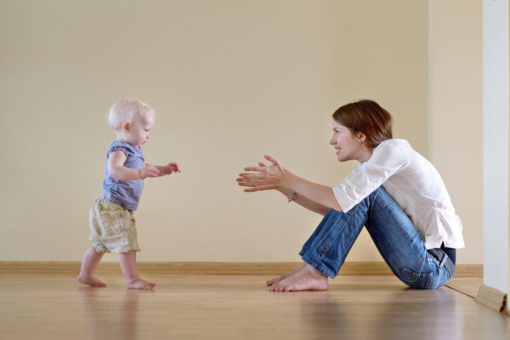 Дети с ходунками начинают ходить быстрее