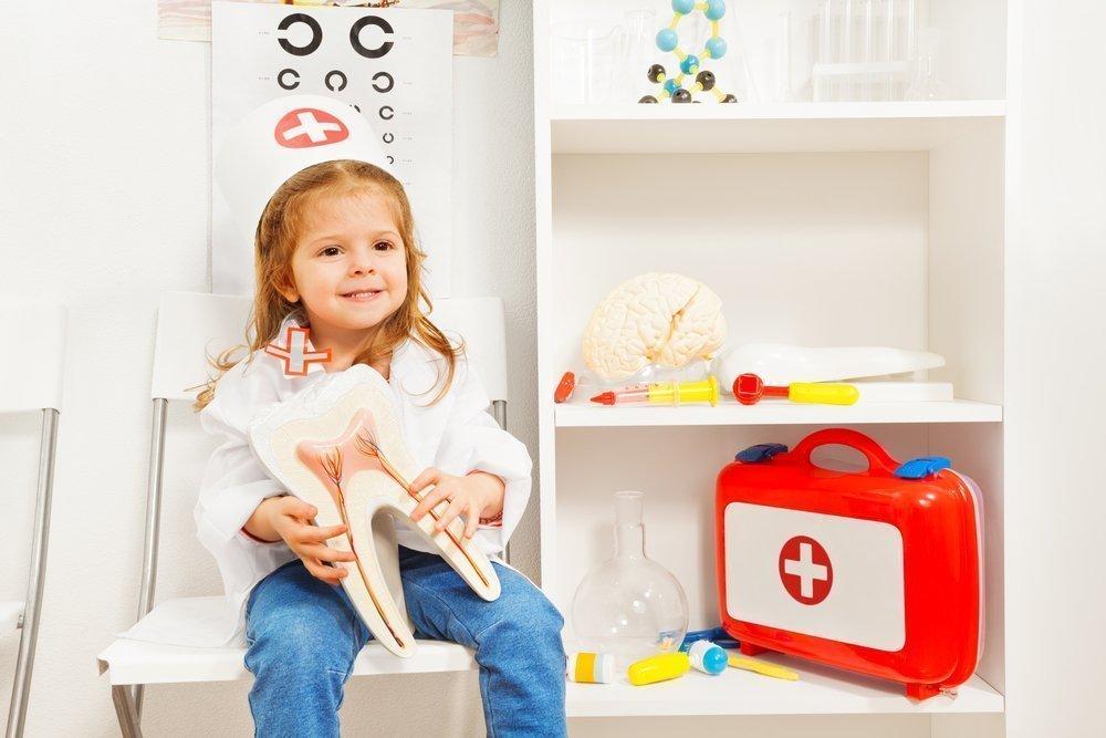 Подробнее о травмах зубов у детей