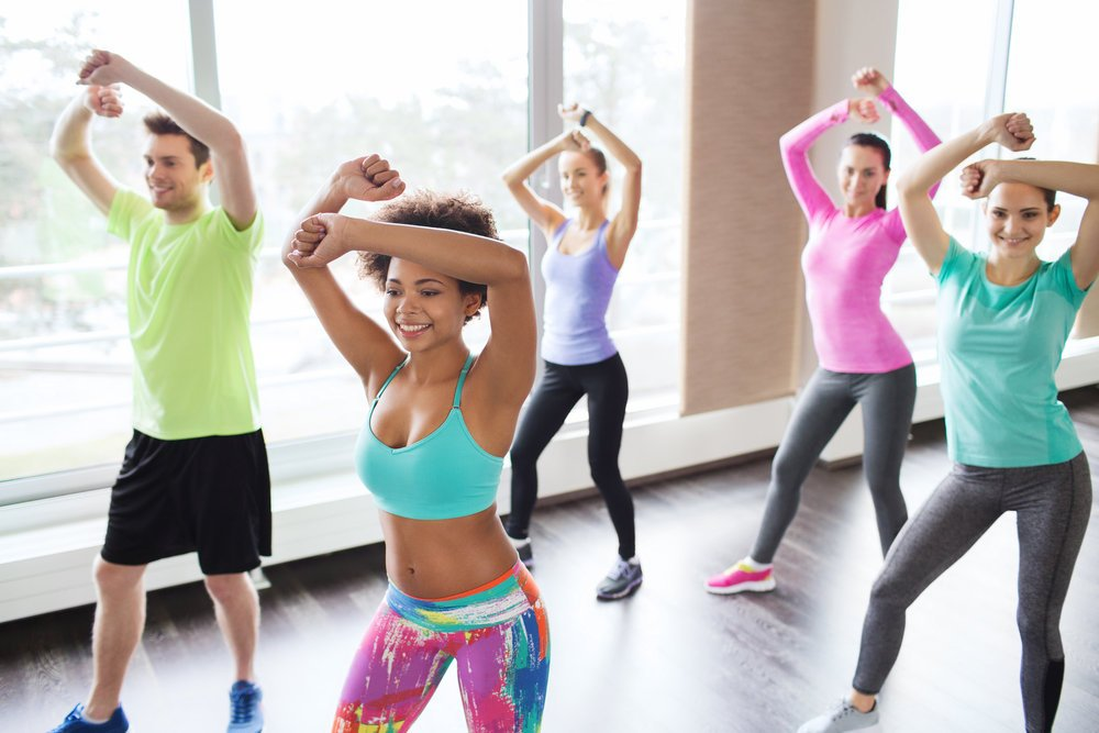 латино танцы для похудения