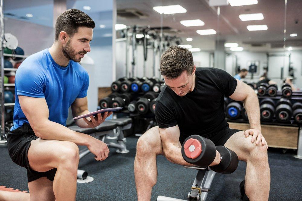 Особенности персональных фитнес-программ