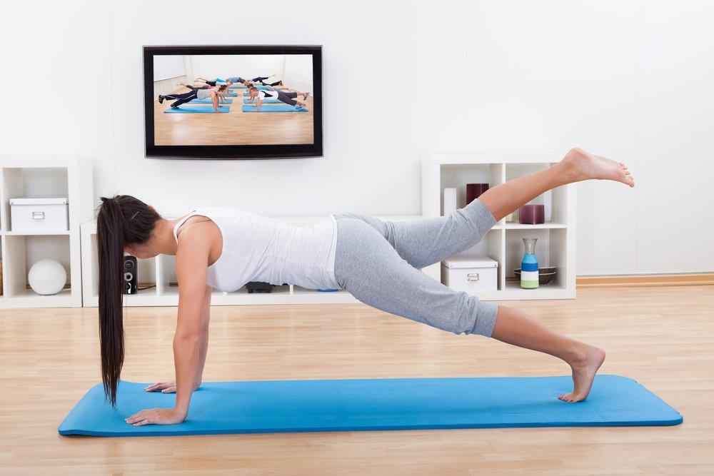 Тренировки Дома Похудения Видео. Фитнес-тренировка дома: видео-упражнения для похудения начинающих