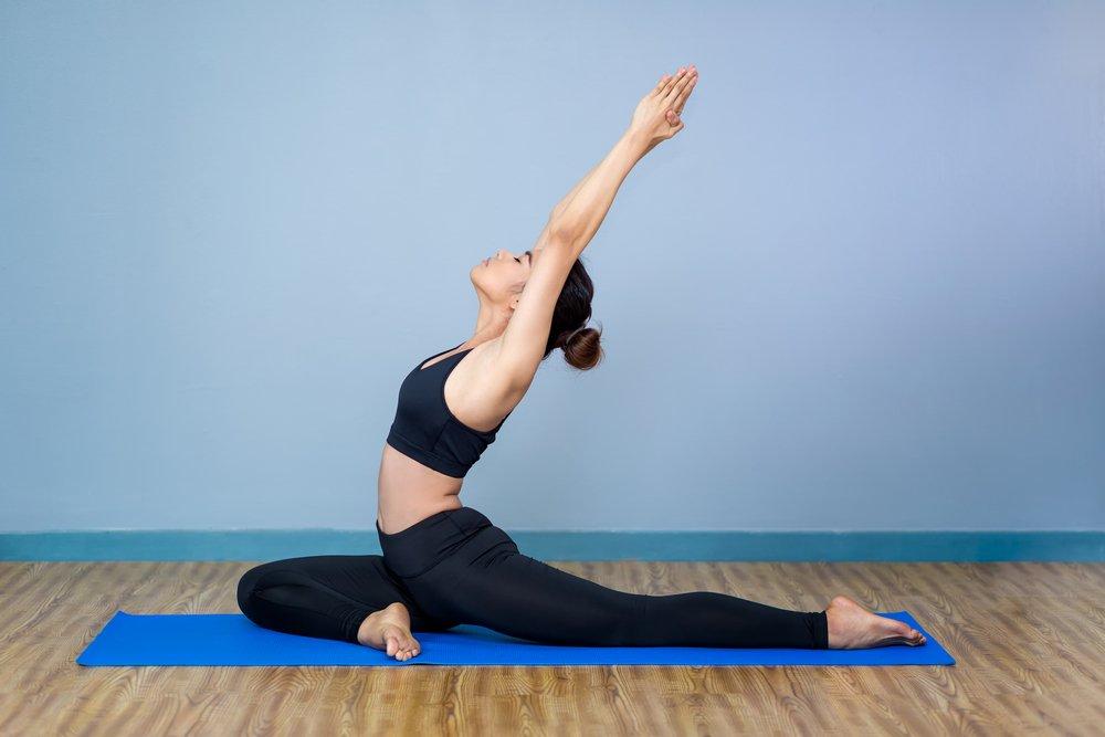 Йога не дает достаточной нагрузки
