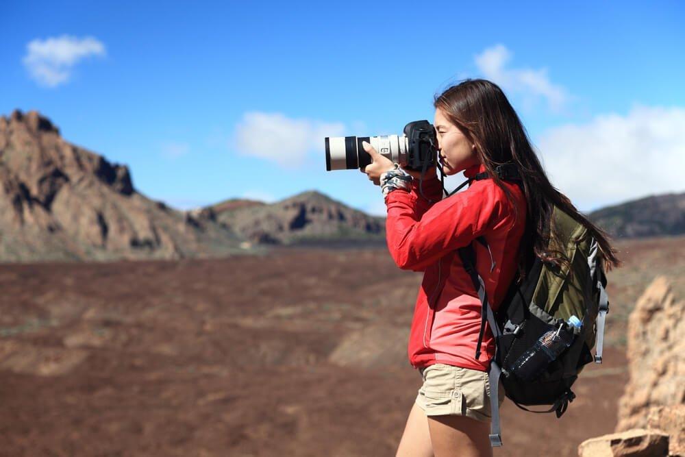 Прогулка с камерой: движение, хобби и фото на память