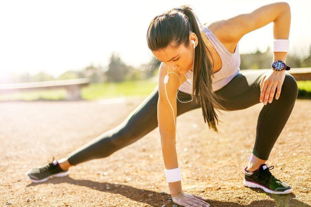 Какое время больше подходит для тренировок на улице?