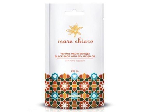 Черное марокканское мыло Mare Chiaro «Бельди»