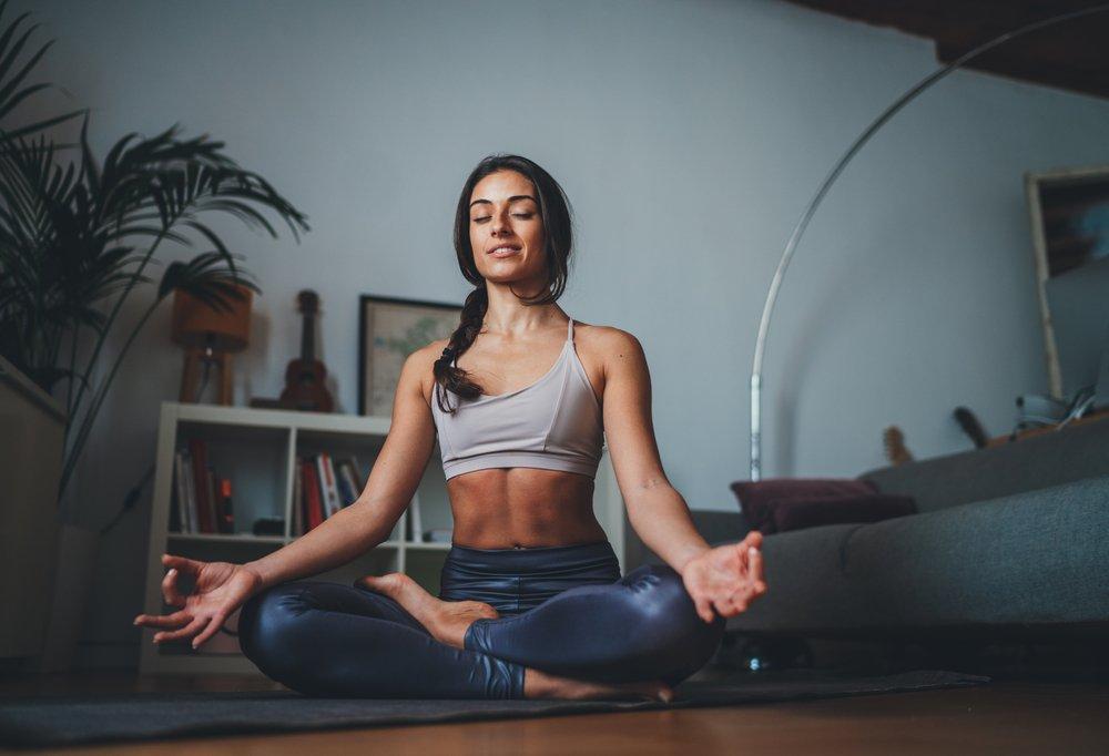 Дыхательные упражнения   суставная гимнастика