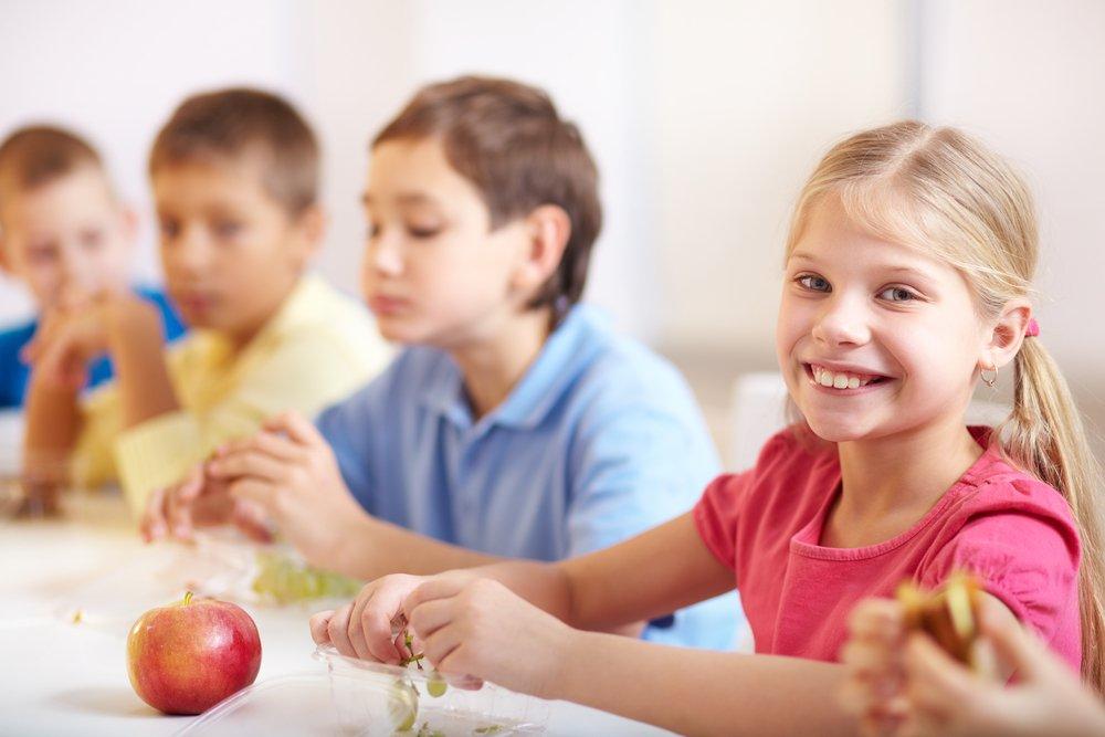 Необходимость правильного питания ребенка для его красоты и здоровья