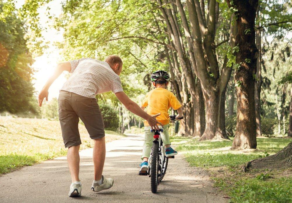 Как найти занятие на улице для ребенка любого возраста?