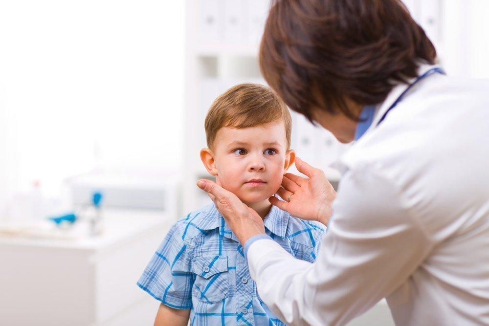 Причины дефицита йода у детей