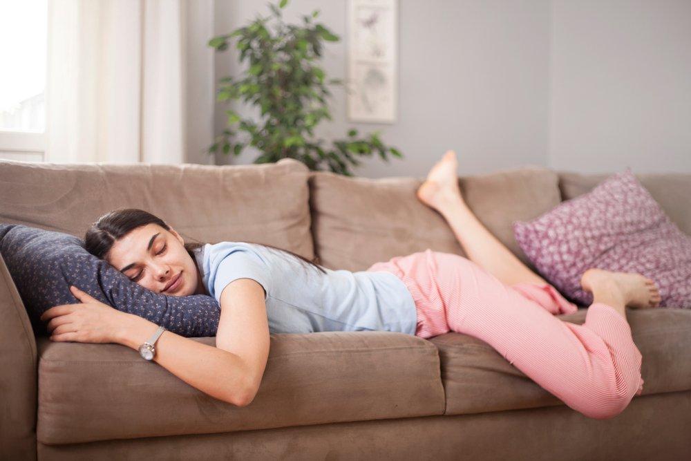 Привычка спать в свободной одежде