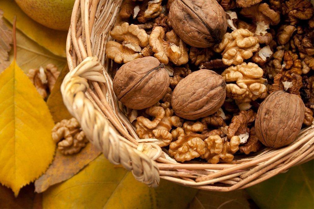 Продукт №3 — орехи