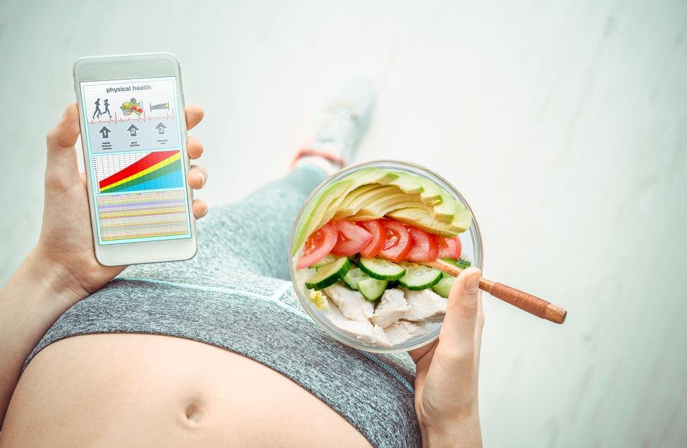 Бонус! «Правильное питание» — приложение от MedAboutMe