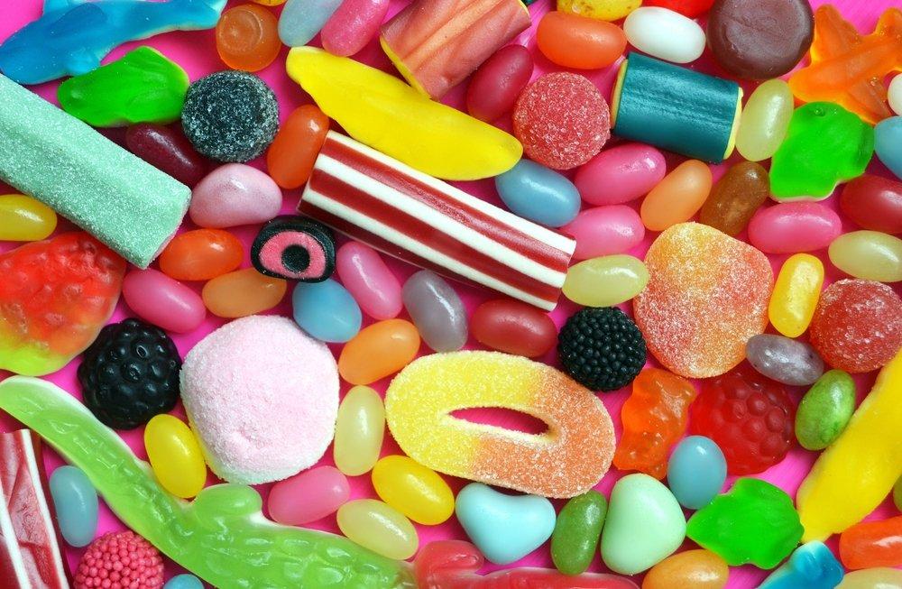 4. Продукты с синтетическими красителями