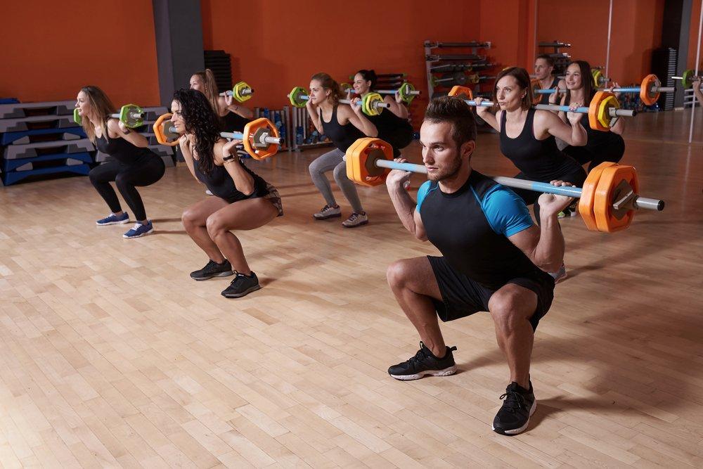 Базовые упражнения по системе HotIron