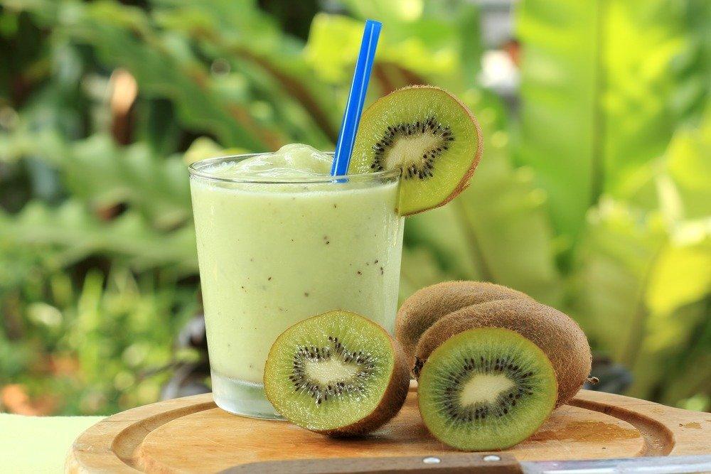 Рецепты фруктовых смузи для малышей