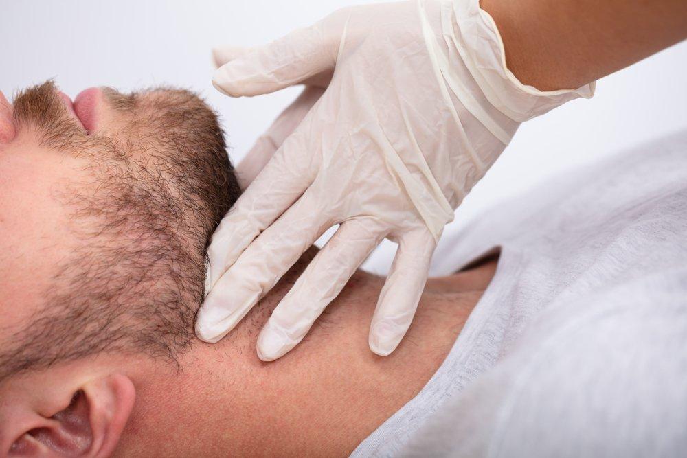 Где находятся лимфоузлы на шее и при воспалении каких органов человек их замечает