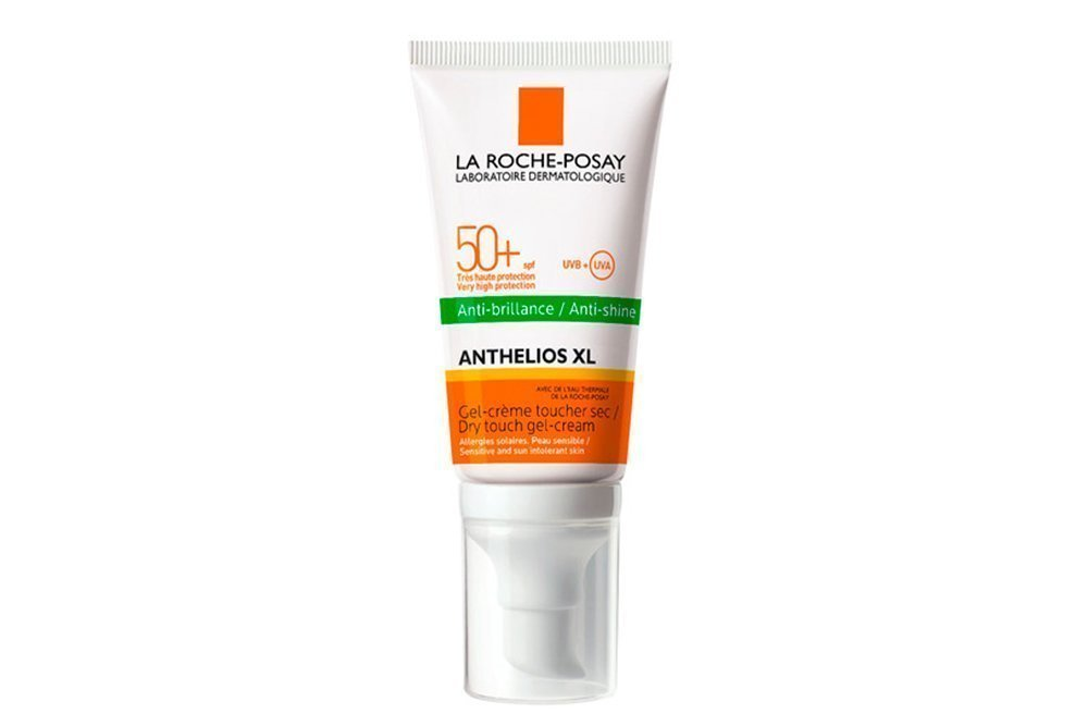 Матирующий гель-крем Anthelios SPF 50+