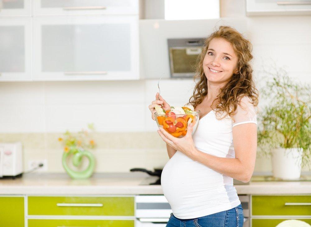 Беременность и завтрак: основные правила