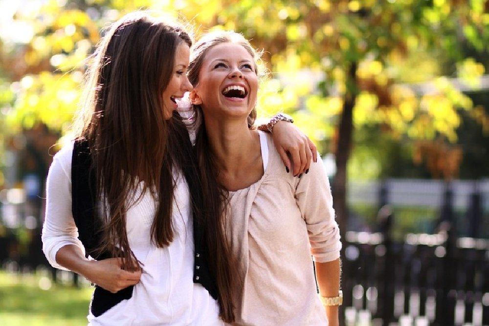 Дружба девочек в юном возрасте