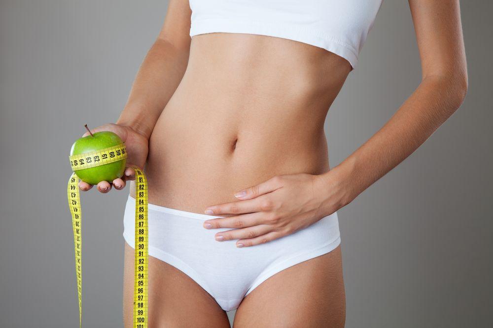Комплексный вариант правильного похудения к Новому году