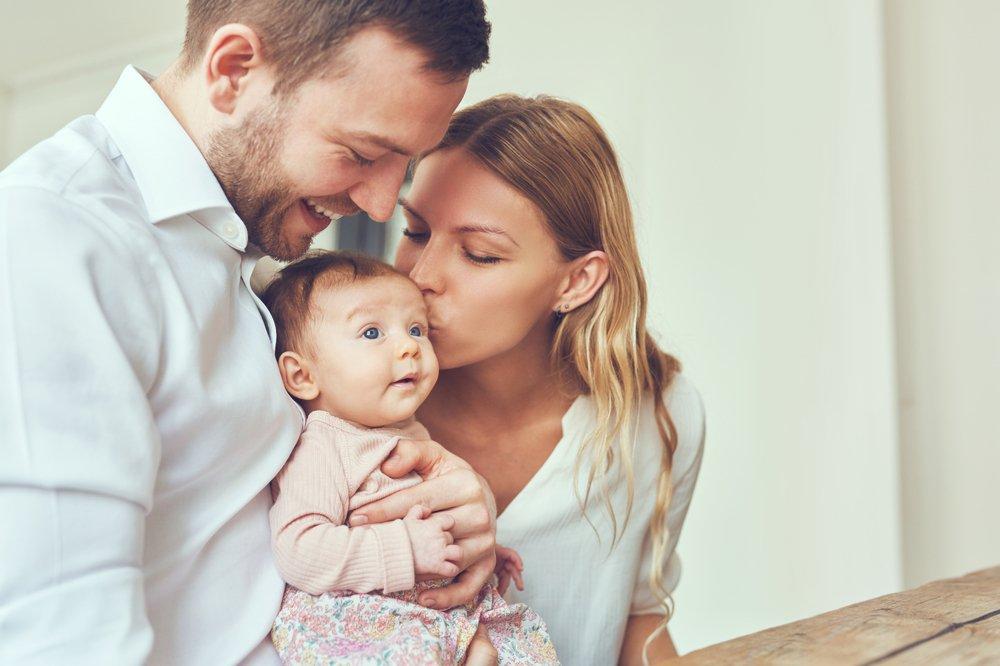 Самые первые действия родителей грудничков