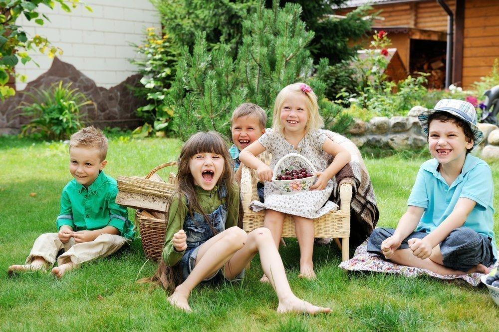 Ребенок на даче: познаем окружающий мир