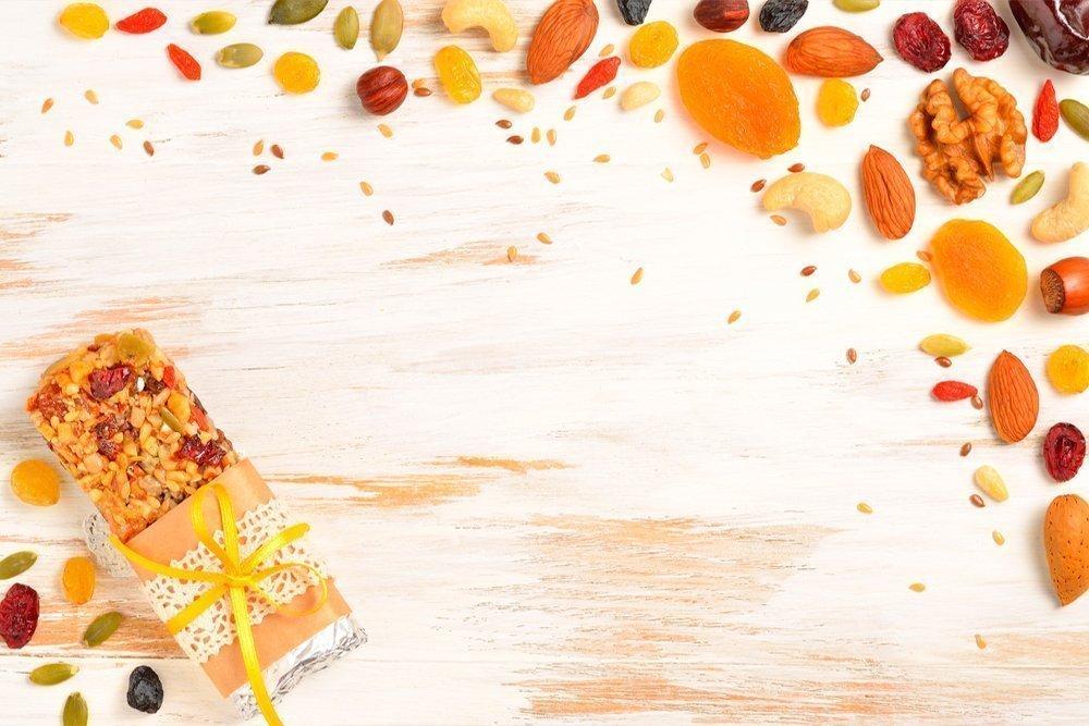 Рецепты полезных батончиков для правильного десерта