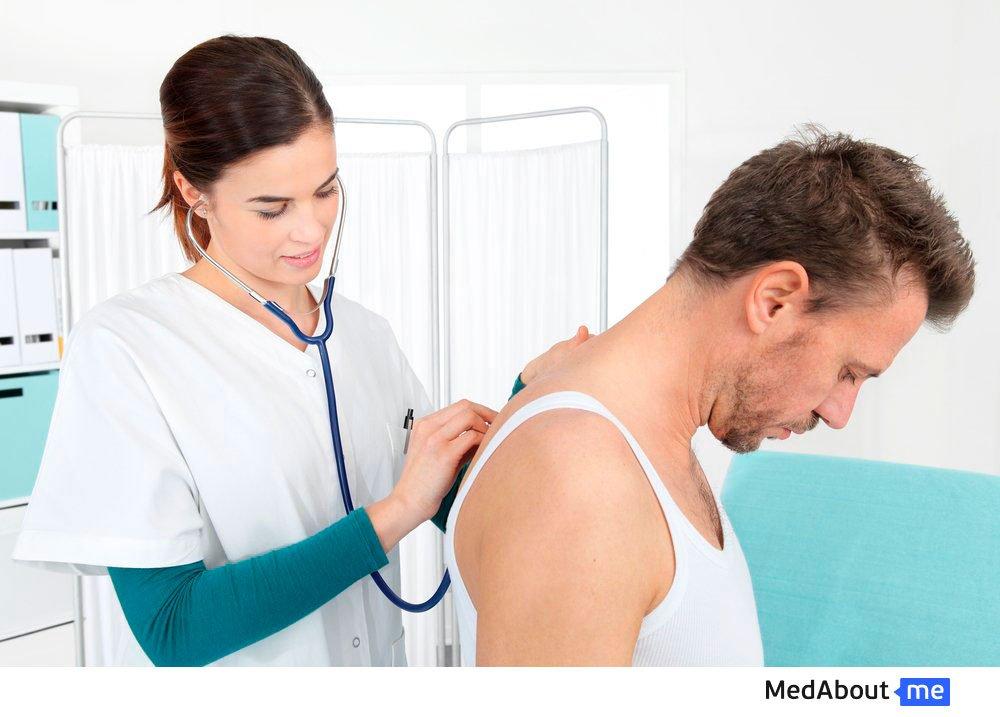 Плеврит: диагностика болезни