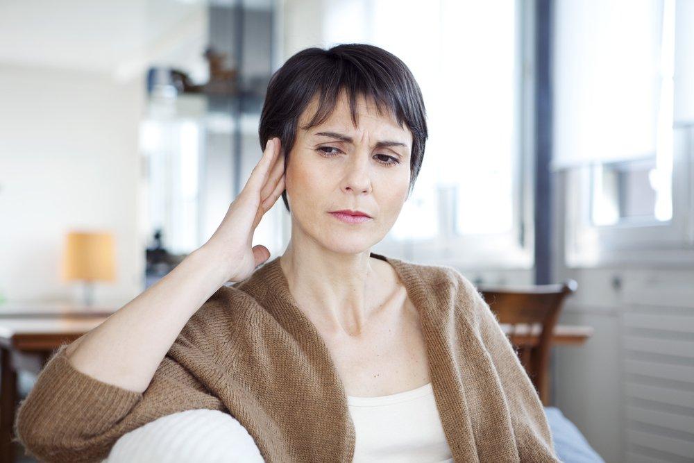 Симптомы, возникающие при эпитимпаните