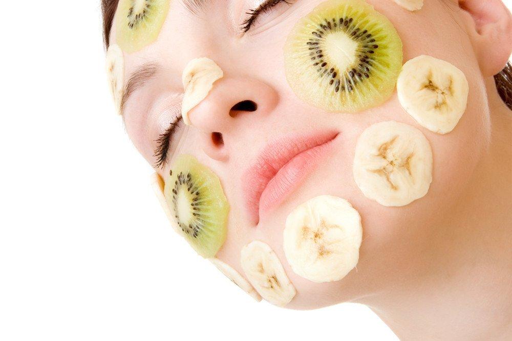 Воздействие на кожу: витамины и минералы в составе киви