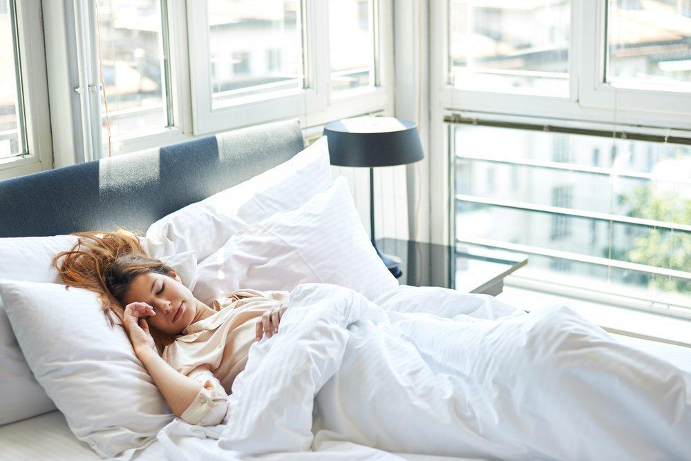 О влиянии положения тела во время сна на здоровье