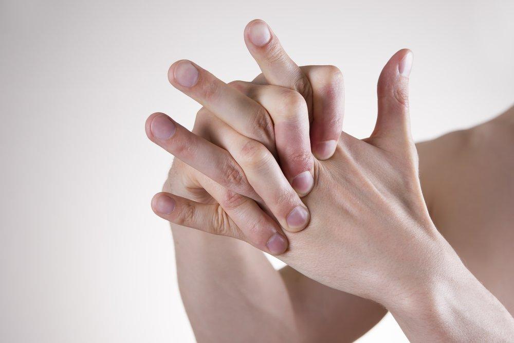 Судороги пальцев