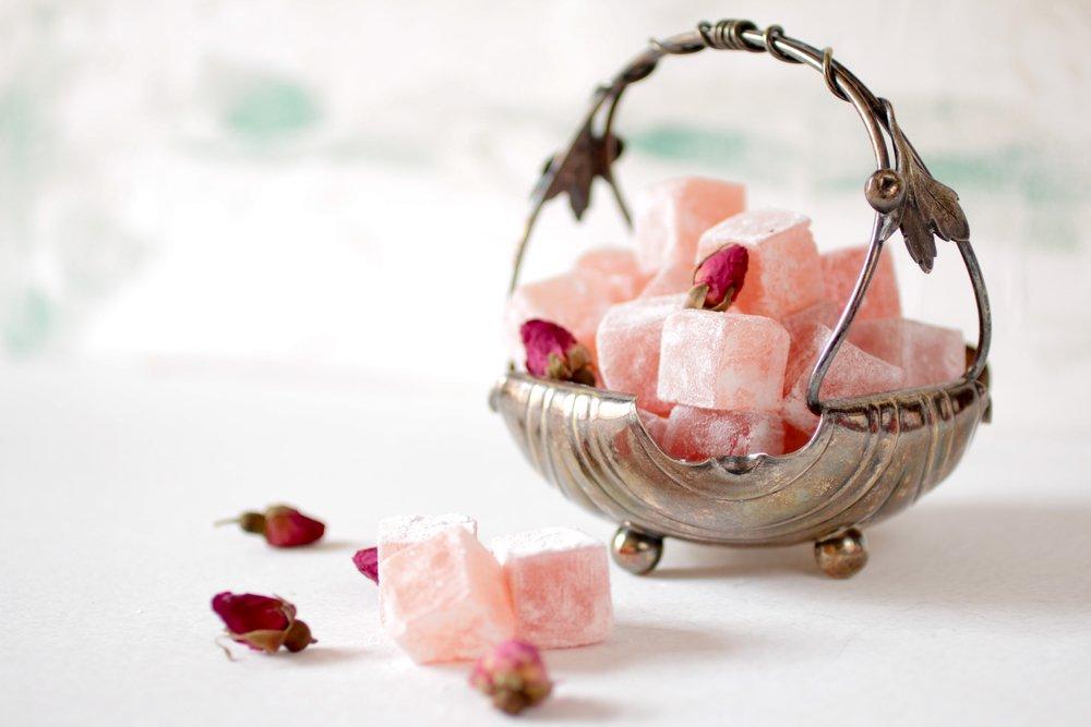 Низкокалорийные десерты и привычки чаепития