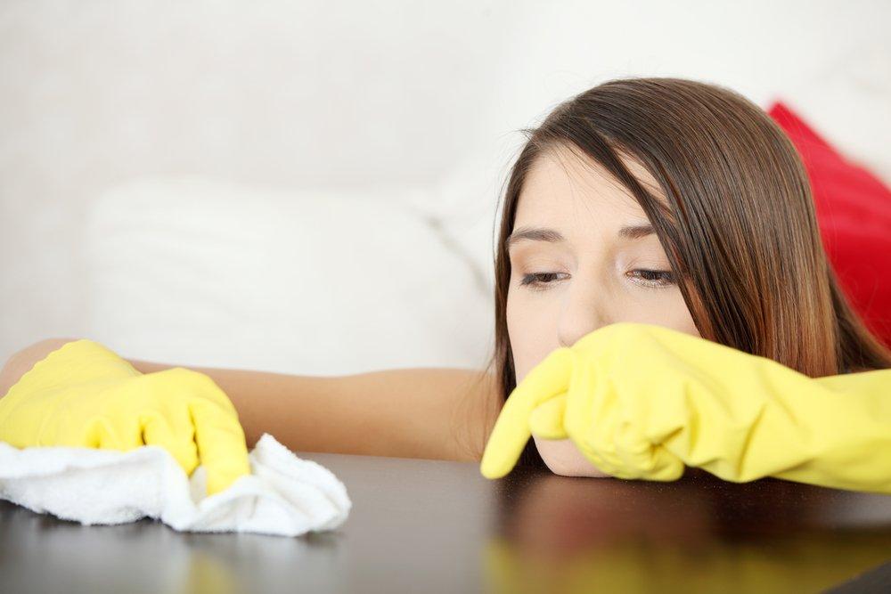 Аллергия к домашней пыли — бич современного человека