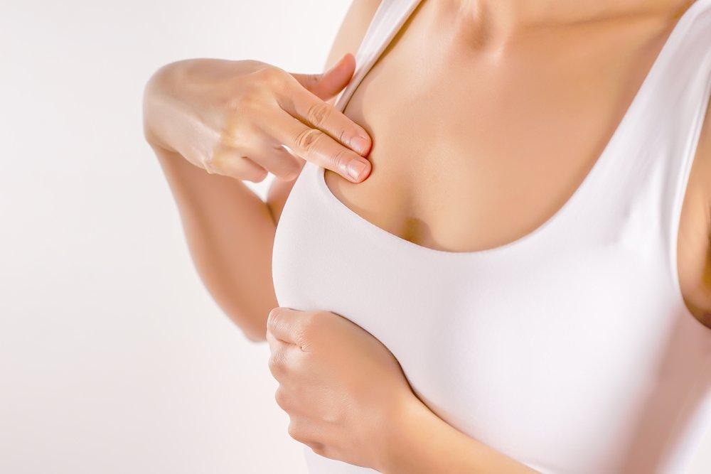 Возможные проблемы с грудью