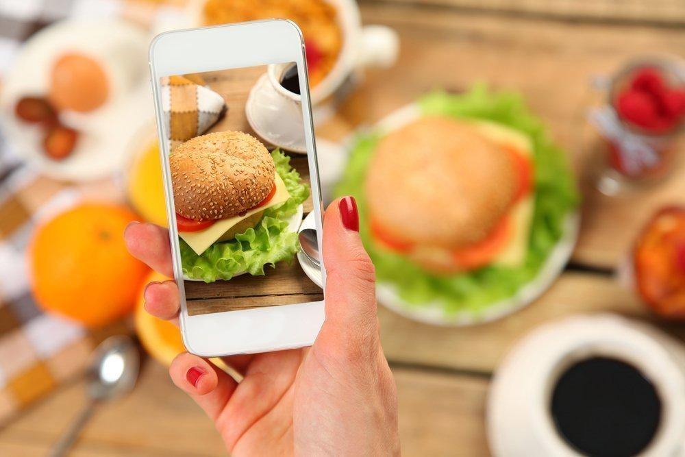 Виды мобильных приложений по контролю за питанием