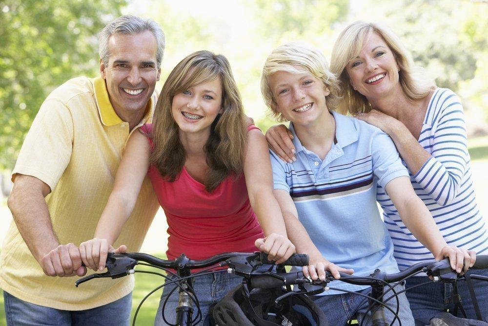 Спорт и здоровье как самое популярное семейное хобби
