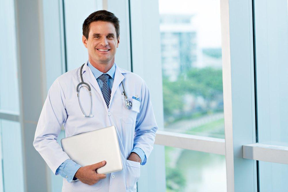 Выбор больницы и лечащего врача
