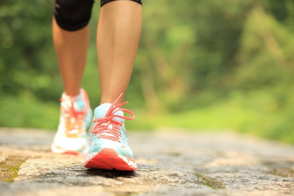 Польза ходьбы для организма