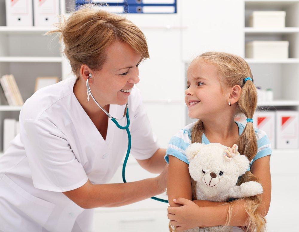 Врач проверит здоровье детей