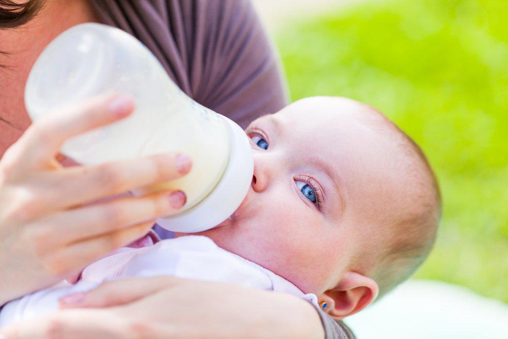 Как перевести малыша на другое детское питание?