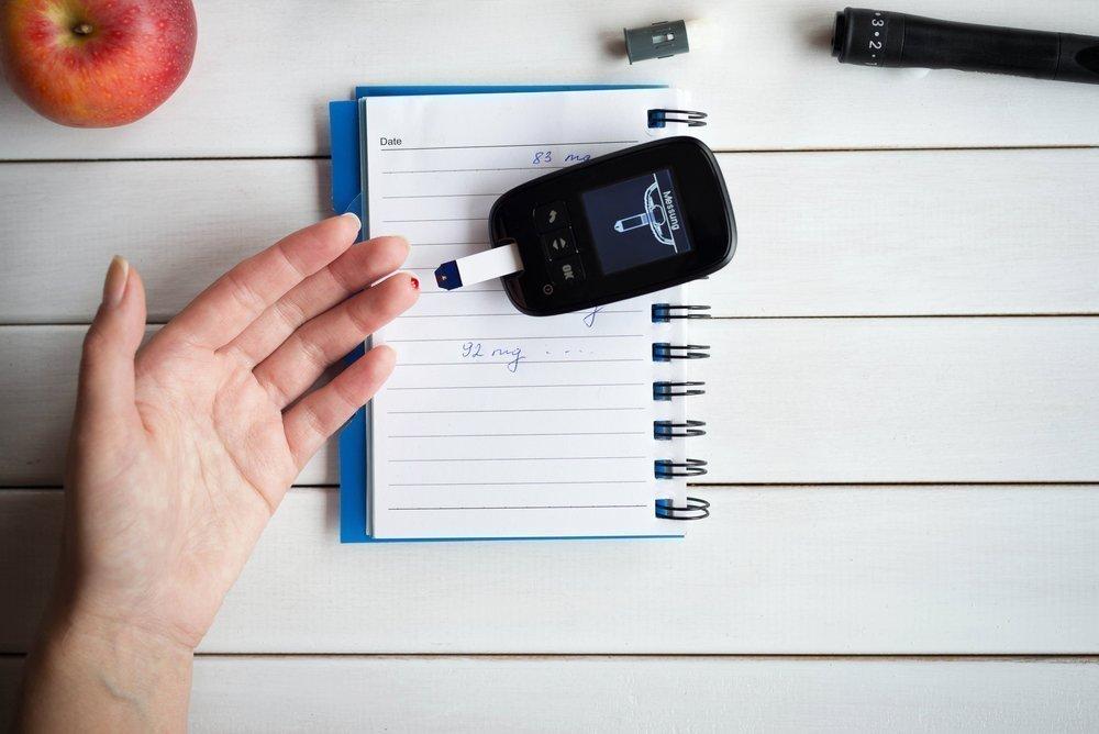 Тест полоски для глюкометров