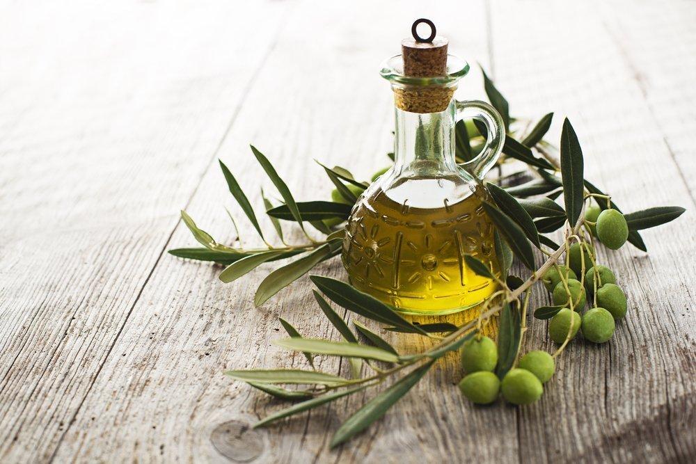2. Введите в рацион оливковое масло